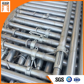 Different Size Construction Galvanized Prop Scaffolding