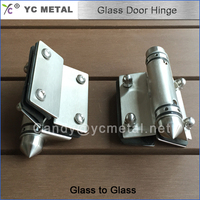Wholesale Stainless Steel Auto Close Frameless Glass Door Hinge