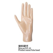latest supply nail art madam artificial hand