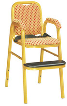High siting chair for baby feeding baby chair