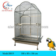 China factory outside dome top parrot cage
