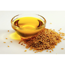 Wholesale bulk flax seed oil organic cold press flax seed oil