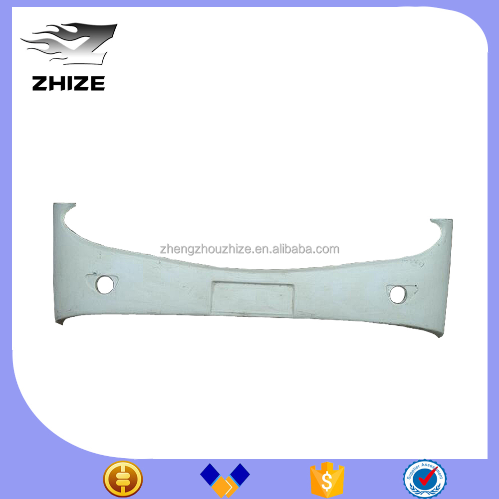 Bus part jy-09-002 Front Bumpers for Higer KLQ6758