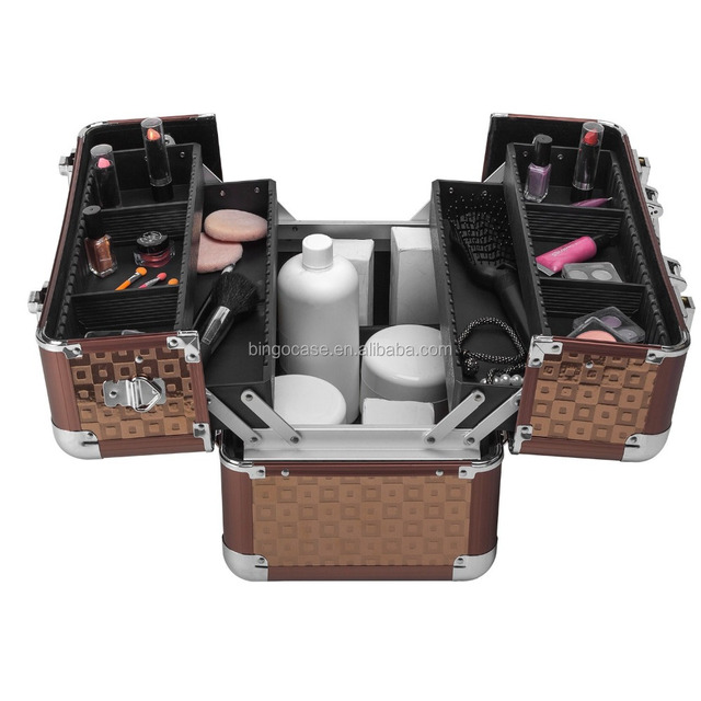 Small Travel Makeup Case Multi Purpose Cosmetics case
