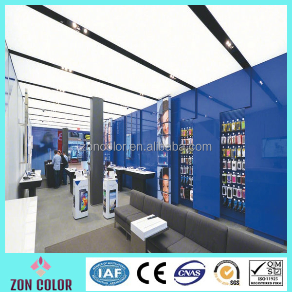 pvc ceiling panel for stretch ceiling in guangzhou china,pvc soft film supplier