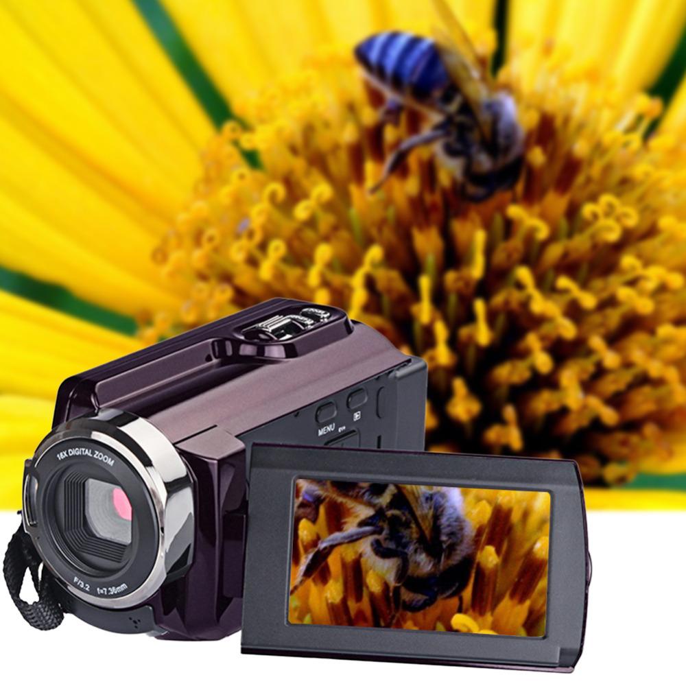 Высокое качество 4 к видеокамера-Регистратор видеокамеры Ultra HD цифровой Камера s и DI0085600 (2)