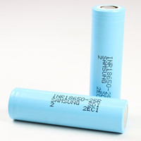 Power bank lithium-ion 18650 3.7V battery 18650 E Cig Rechargeable Battery