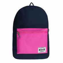 New Style Low Price Polyester Multi Bright Color Childrens School Backpack