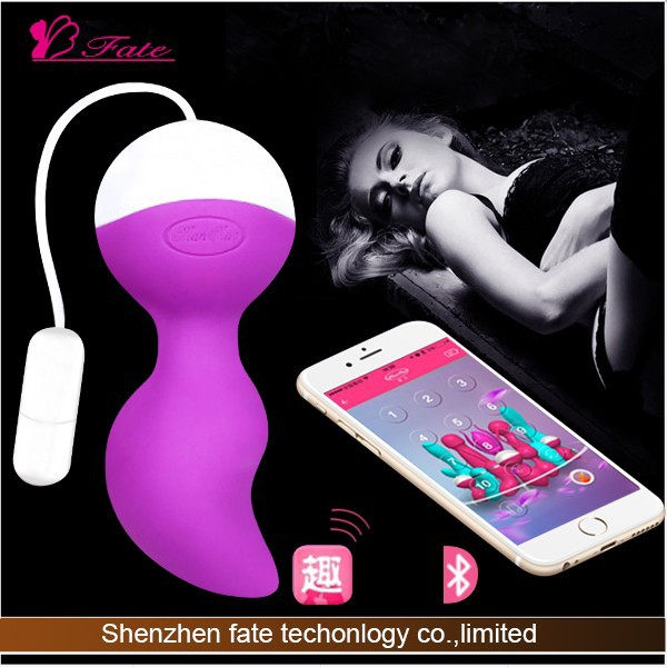 Smooth and comfortable to use! 2015 new arrival kegel exercise device kegel exercise for women smart ball