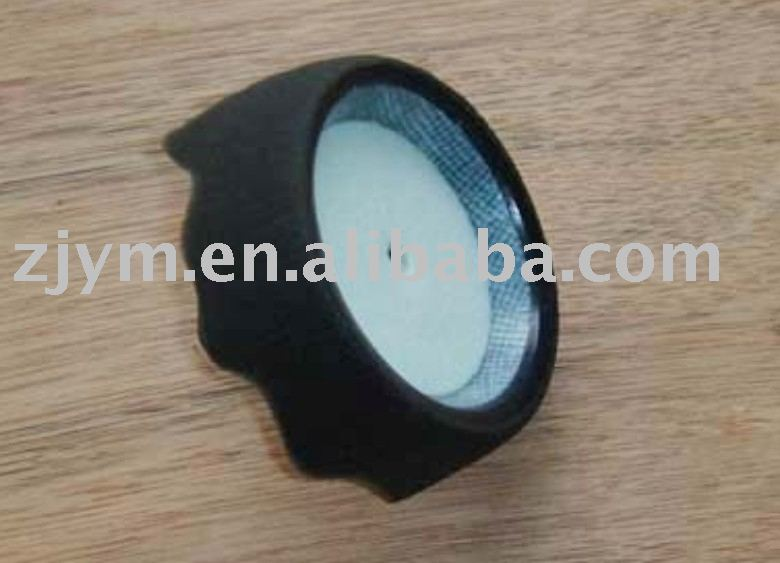 "3"" wave concavity buffing pad"