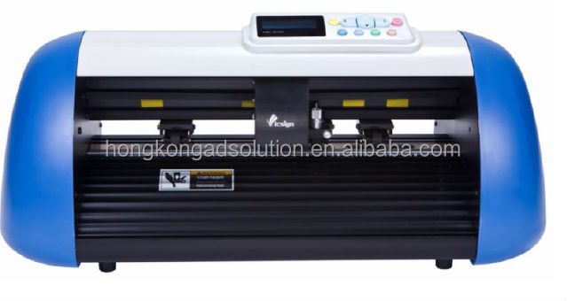 Low cost cutting plotter cutter 0.33m wide (330mm/12inch)