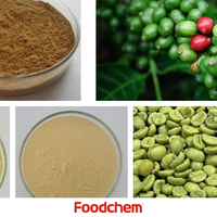 Highly Green Coffee Bean Extract With Chlorogenic Acid