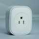 New products EU ,UK & US standard smart home plug controled by APP