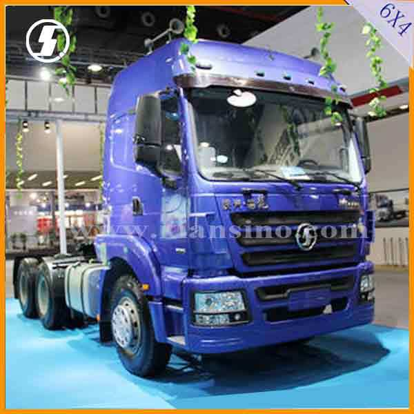 Trailer Truck SHACMAN 6X4 Diesel Engine 336HP Tractor Truck For Sale Philippines