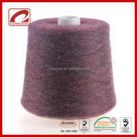 Stock service dyed super kid mohair yarn for knitting pretty sweaters