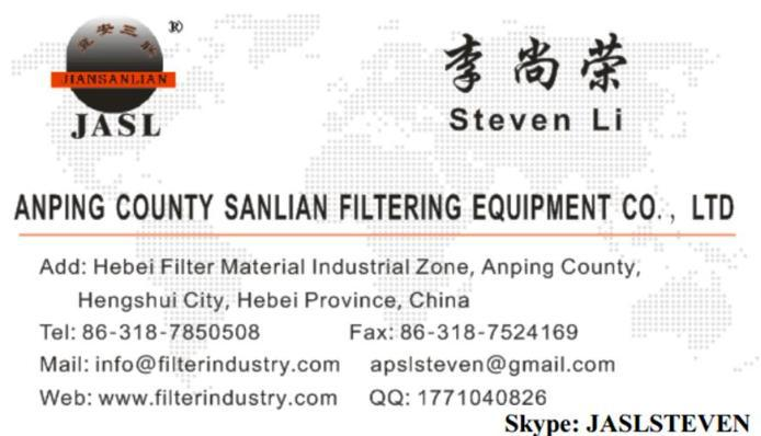Heavy duty air filter production line