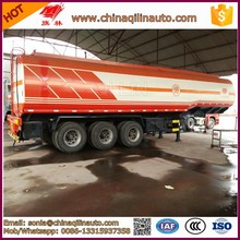 widely used asphalt tanker semi trailer