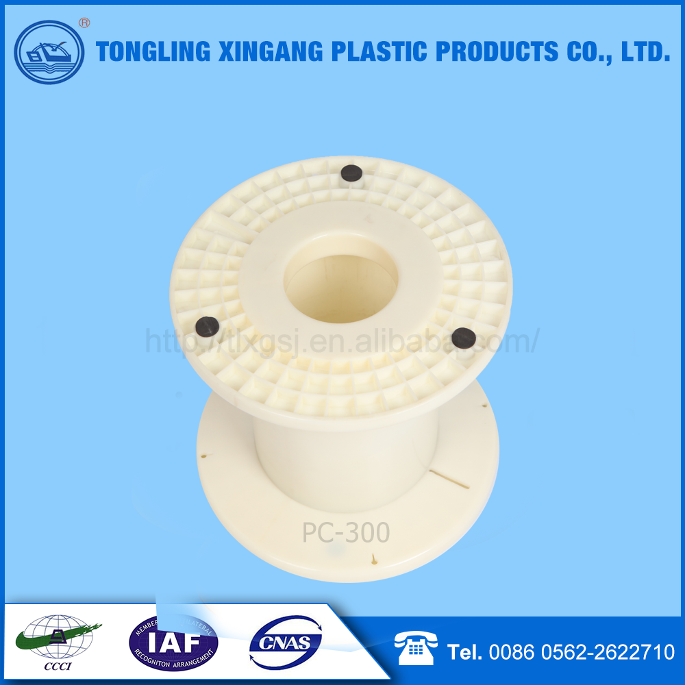 PC - 300 plastic bobbin winder , metal wire in spool