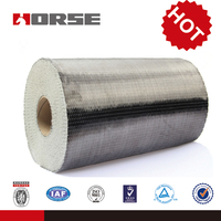 Manufacturing Activated Carbon Fiber Cloth for construction structural strengthening,carbon fiber fabric factory