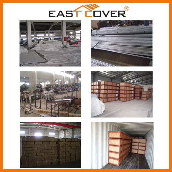 east cover factory and workshop