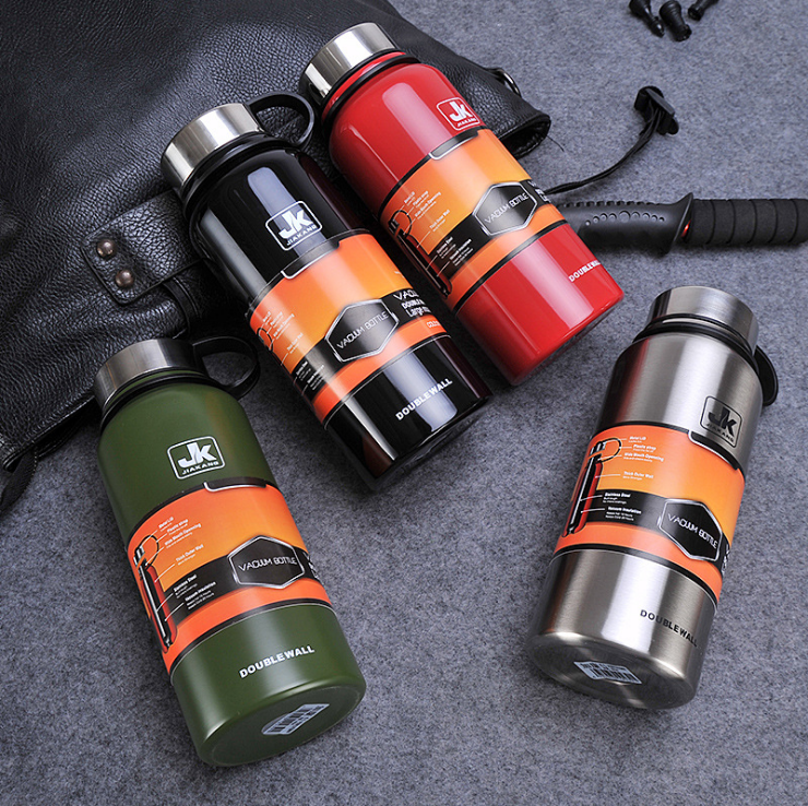 Stainless Steel Vacuum Flasks & Thermoses Drinkware Type Ice Vacuum Flask