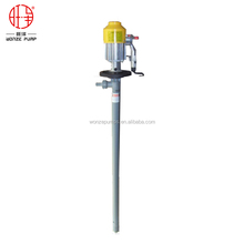 Anti-corrosion Plastic drum pump for acid chemical liquids