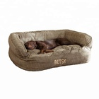 large cute Wool Pet Pretty Dog Beds Pet bed luxury