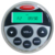 mini marine remote controller with screen mp3 radio play for kitchen sauna pool spa