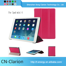 Wholesale High Quality Tablet Covers & Cases for ipad mini folding case
