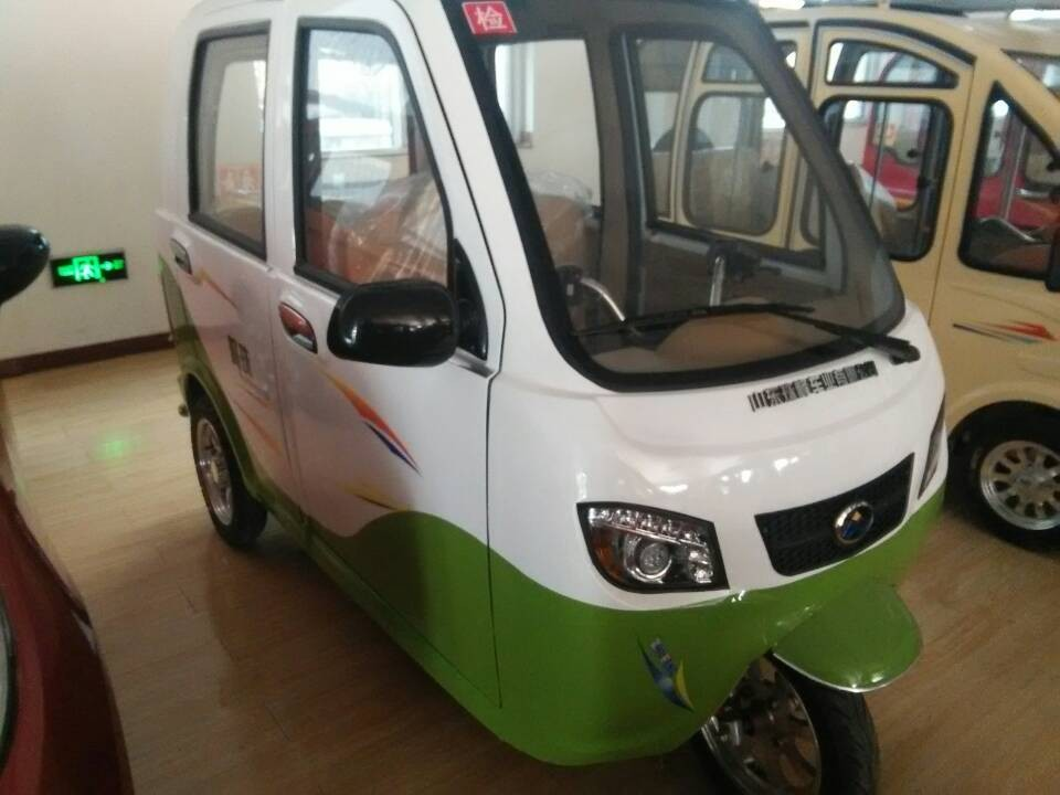 three wheel 4 seater electric car for sale