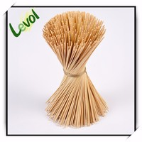 Conventional cheap bamboo sticks for incense