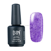 BIN 15ml nail supplies soak off uv gel polish 60 colors