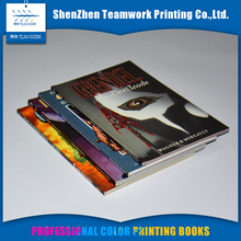 color softcover story children book printing