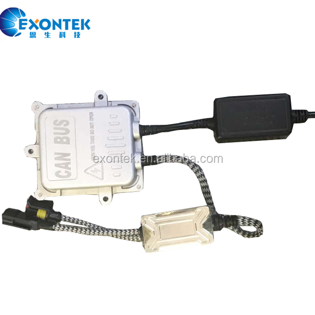 Wholesale universal Super Canbus Pro Decoder blocks ignition 100% Digital xenon HID ballast for all cars X3 X5 A8 A9 12V KET