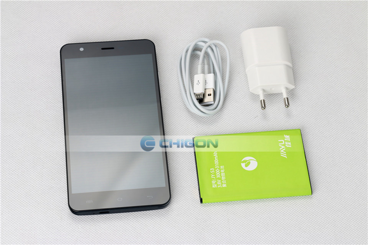 5.5inch JIAYU S3 3GB RAM MTK6752 Octa Core 3GB/16GB FDD-LTE 4G Android 4.4 Unlocked Cell phones
