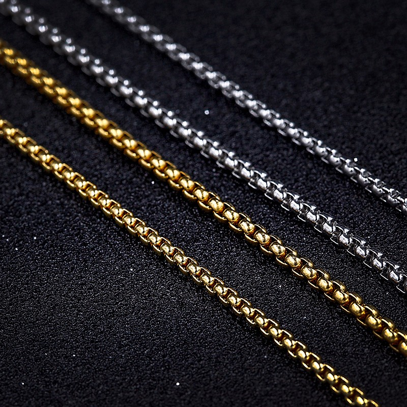 Wholesale Dubai New Gold Chain Design for Men and Girls