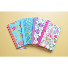 Popular and high quality custom a5 hardcover notebook with lines printing