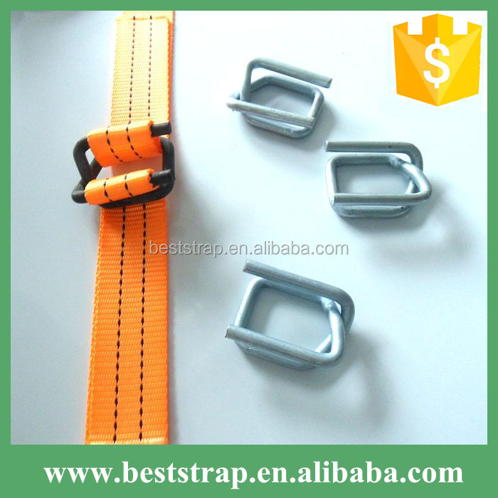 BST BT-BS-30 Type Steel Buckle For Cord Strap