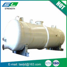 ASME certification stainless steel spherical storage tank from professional manufacturer