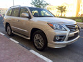 BRAND NEW LEXUS LX 570 SPORT- 2015 MODEL