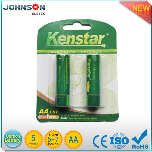 Factory price 1.5V Alkaline battery batery aa 4pack