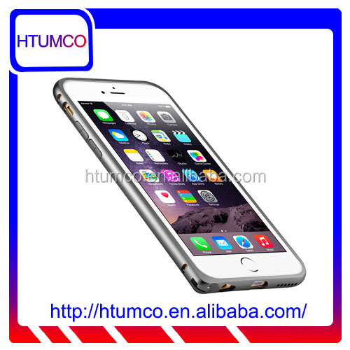 "2015 New Arrival Aluminum Bumper Case for Apple iPhone 6s Plus (5.5"")"