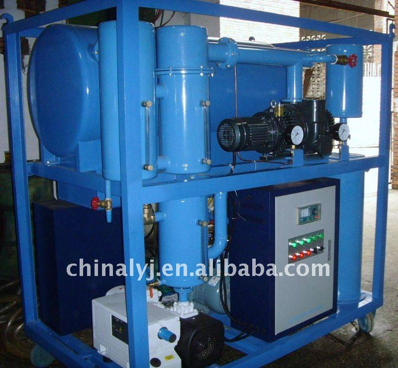 Model ZLS Transformer Vacuum oil degasifying/oil degasification/degas