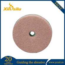 Flexible diamond marble floor polishing pads