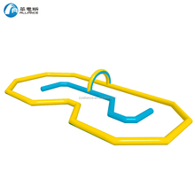 inflatable race track for ATV cars inflatable sport