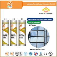 Frame Sealant Or Silicone /White And Clear Silicone Sealant