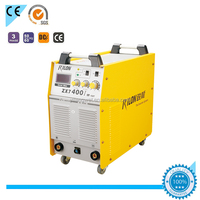 Building Construction Tools and Equipment Heavy Duty Digital IGBT Welding Machine 400 Amp DC MMA