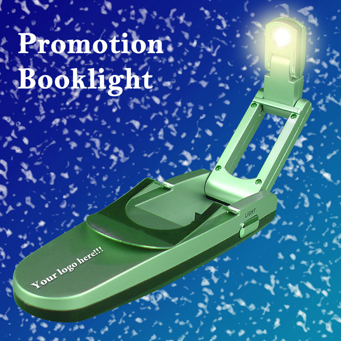 Promotion Book light
