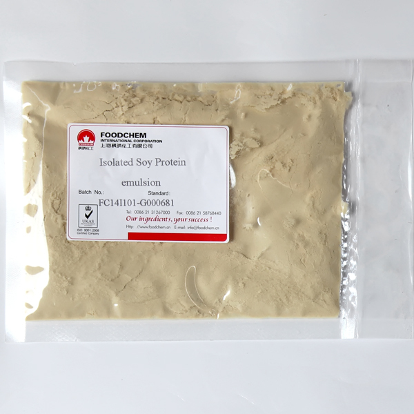 Emulsion Type China Soy Protein Isolate 90%