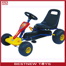 Child pedal tractor pedal go karts for kids